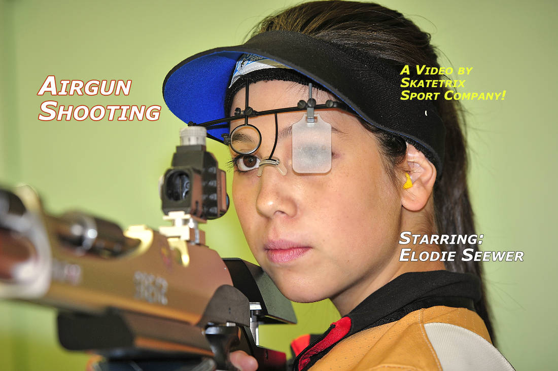 AIRGUN SHOOTING | sport shooting video clip