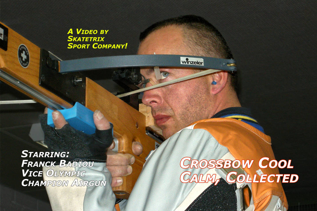 CROSSBOW - COOL, CALM, COLLECTED | crossbow shooting video clip